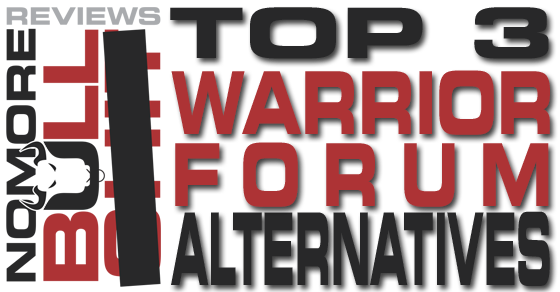 top 3 warrior forum alternatives thumbnail