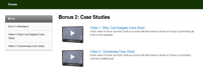 bonus 2: case studies