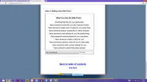 using Fiverr for backlinks