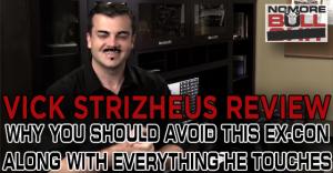 Vick Strizheus Review Thumbnail